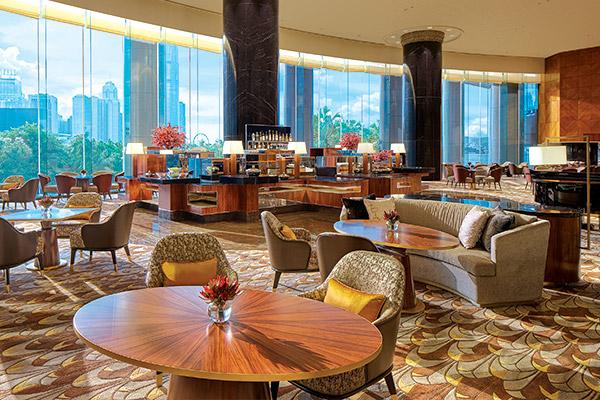 TIFFIN - Grand Hyatt Hong Kong Restaurants