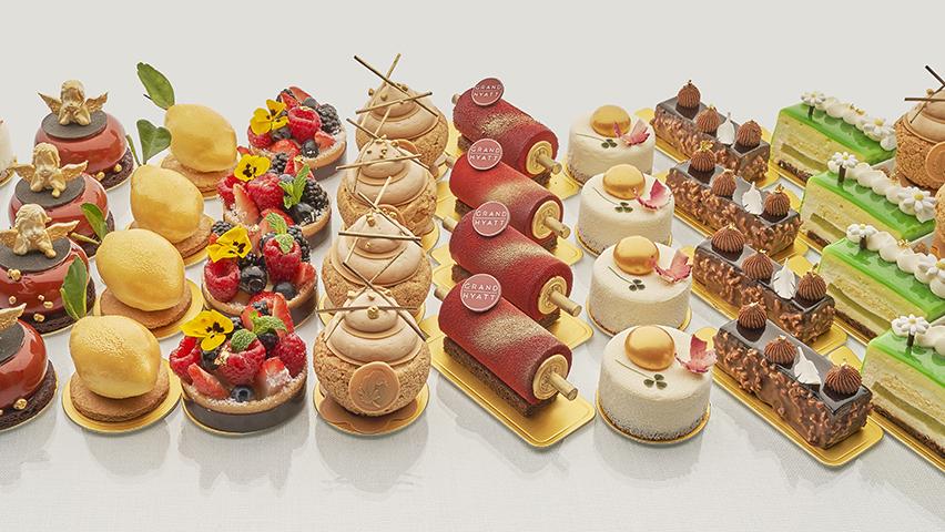 Chocolatier pastry
