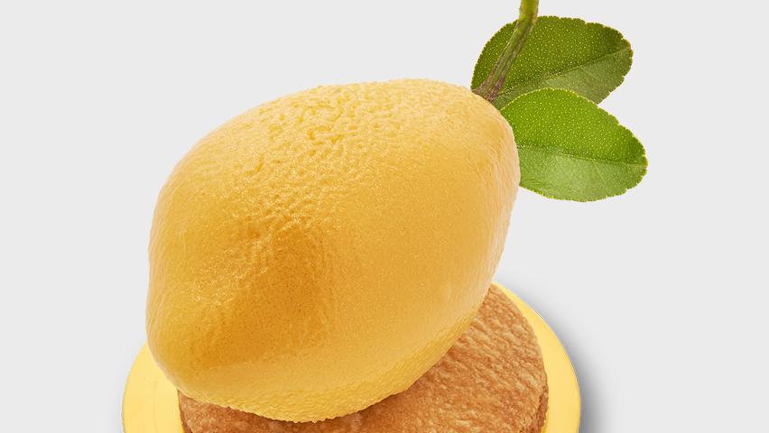 迷你蛋糕, 檸檬