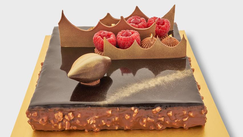 Chocolatier whole cake - Versailles, Gluten free